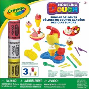 Crayola Dough Sundae Delights Large Playset