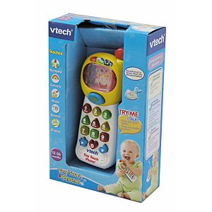 Vtech Tiny Touch Phone in packaging