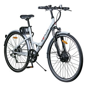 eBike Commute Folding Electric Bicycle Side View