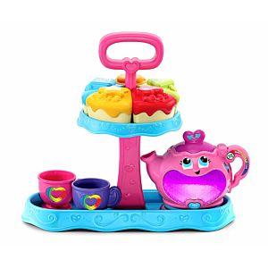 Musical Rainbow Tea Party Refresh