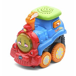 Vtech Toot Toot Drivers Press n Go Train view with button