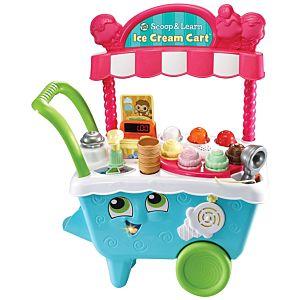 Scoop & Learn Ice Cream Cart