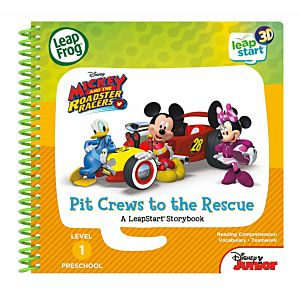Micky & the Roadster Racers Story Book 3D