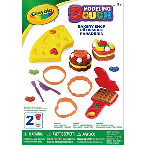 Crayola Dough Small Baker Shop