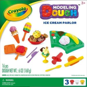 Crayola Dough Ice Cream Parlour Playset