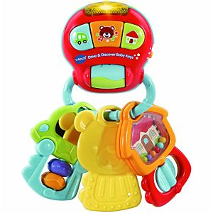 Vtech Drive & Discover Baby Keys product