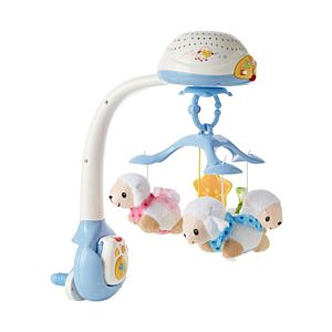 Vtech Baby Lullaby Lambs Mobile