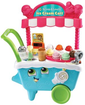 Scoop & Learn Ice Cream Cart