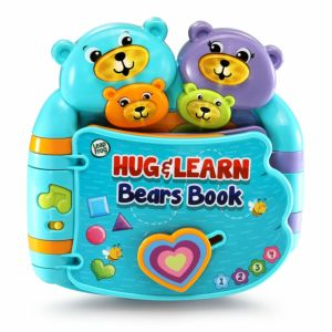Hug and Rhyme Bears Book