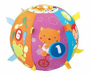 Vtech Baby Little Friendlies Musical Soft Ball